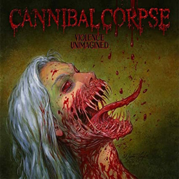 CANNIBAL CORPSE CD VIOLENCE UNIMAGINED 2021 NEW UNOPENED ROCK METAL