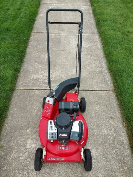 Commercial Toro 2 Cycle Mower