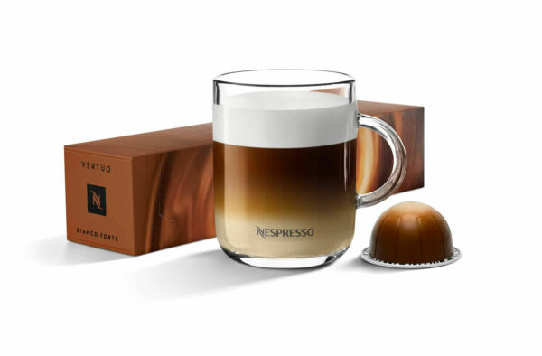 Nespresso Vertuoline Bianco Forte 10pk Unopened. Free Shipping. SOLD OUT ONLINE