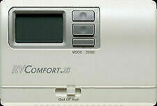 Coleman Mach AC 8330D3351 9 Series Multi Zone Control Thermostat White $162.99