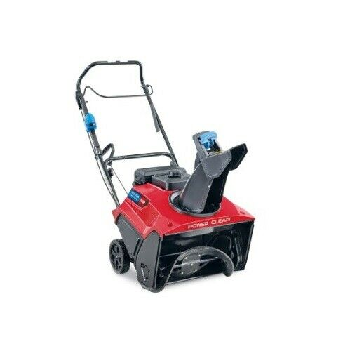 Toro Power Clear 821 QZE 21quot; 252 cc Single Stage Self Propelled Gas Snow Blower