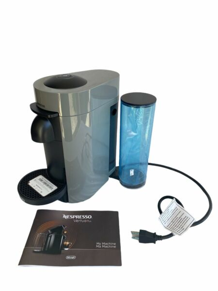 Nespresso VertuoPlus Gray ENV150GY by DeLonghi Machine Only MSRP $111.75