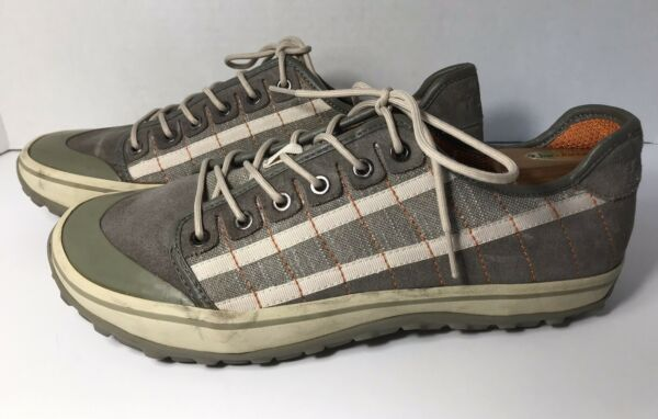 TSUBO Hiking Driving Athletic Sneakers Men's Size US 11 Leather Textile