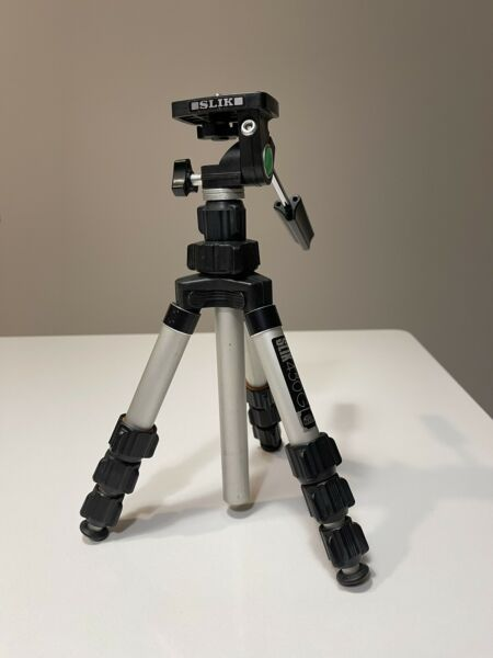 SLIK 450G Mini Tripod For Camera