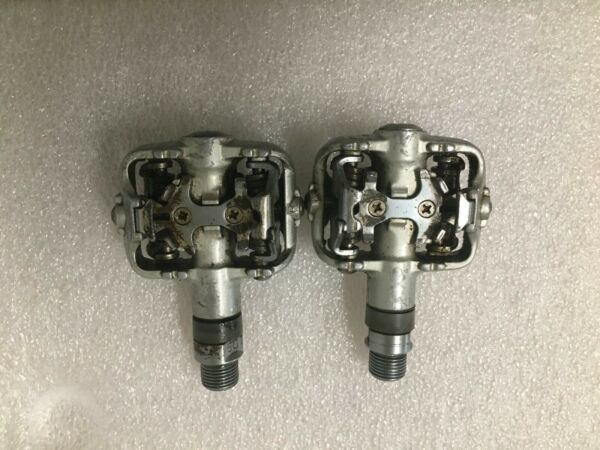 Wellgo clipless pedals and mating Shimano shoes $80.00