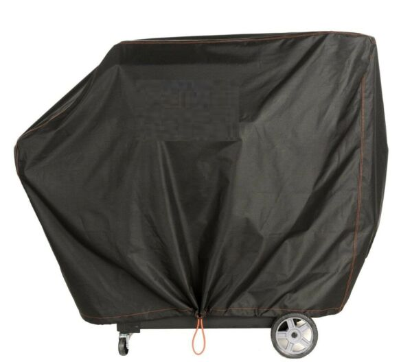 NEW Gravity Series 1050 Digital Charcoal Grill Smoker Cover in Black