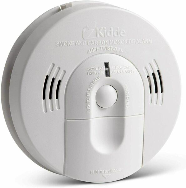 Combination Smoke Carbon Monoxide 21026043 Battery Operated Not Hardwired $24.00