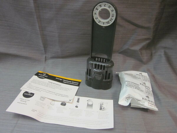 Genuine Keurig Water Filter Kit with Drop In Holder amp; Filter w Instructions NEW