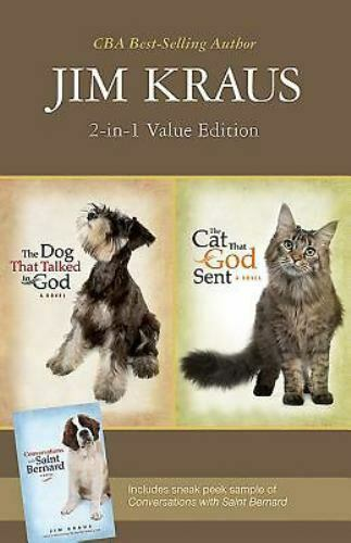 The Dog That Talked to God The Cat That God Sent: 2 in $5.15