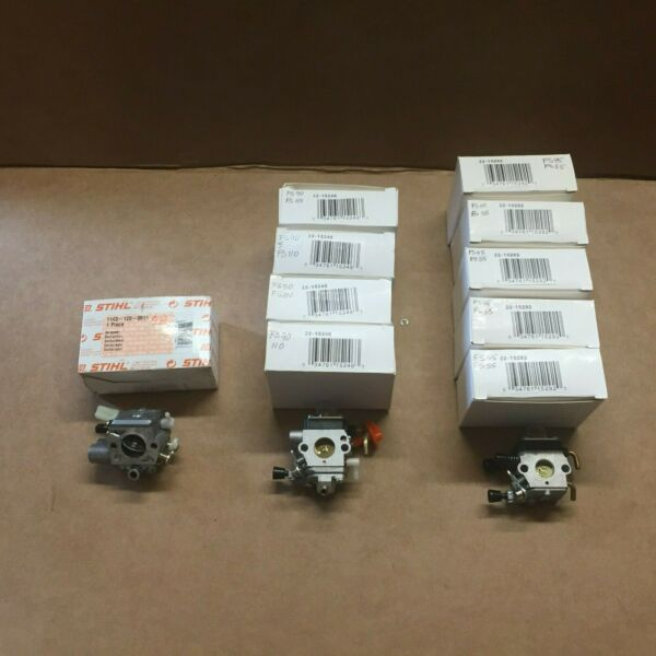 10 New Carburetors For Stihl Saws And Trimmers Dealer Close Out $55.00