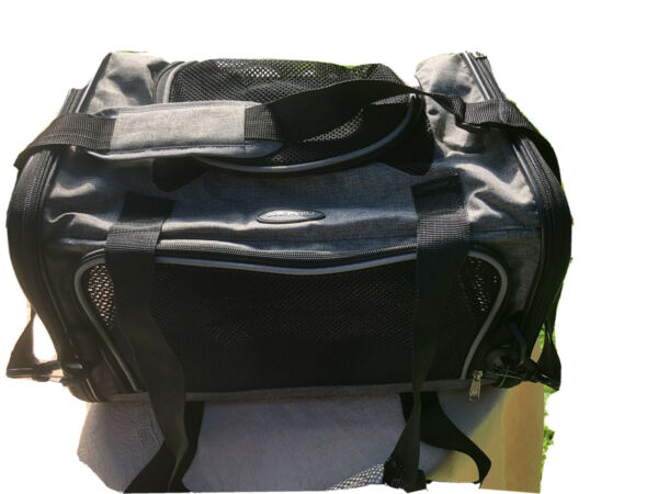 rabbitgoo Cat Small Dog Carriers Airline Approved Soft Sided Travel Carrier... $30.00