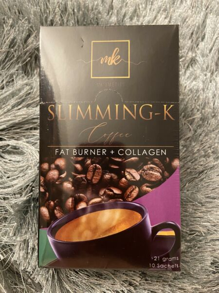 100% Authentic Slimming K Coffee By Madam Kilay 10 Sachets 1box