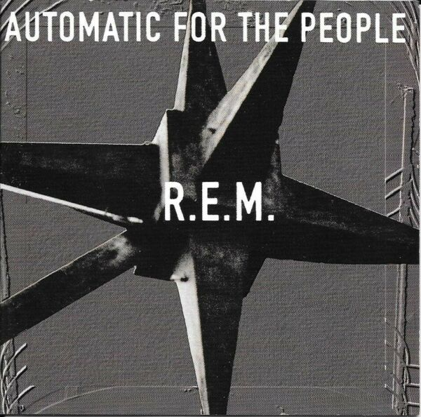 Automatic for the People by R.E.M. CD 1992 $2.39
