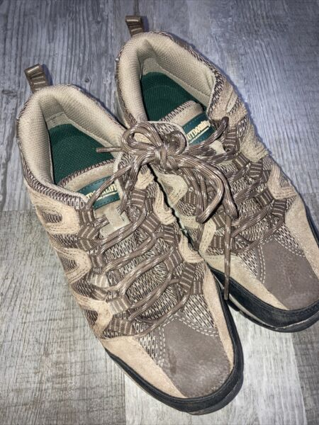 mens size 7.5 hiking boots used outdoor life Waterproof Shoe $8.00
