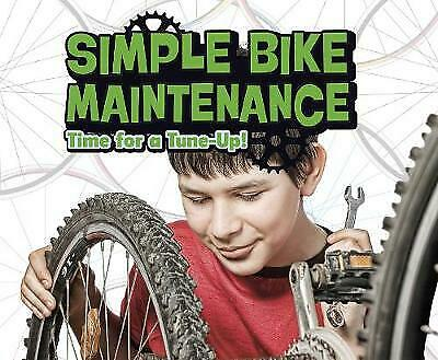 Simple Bike Maintenance: Time for a Tune Up Pebble Plus: Spokes GBP 7.43
