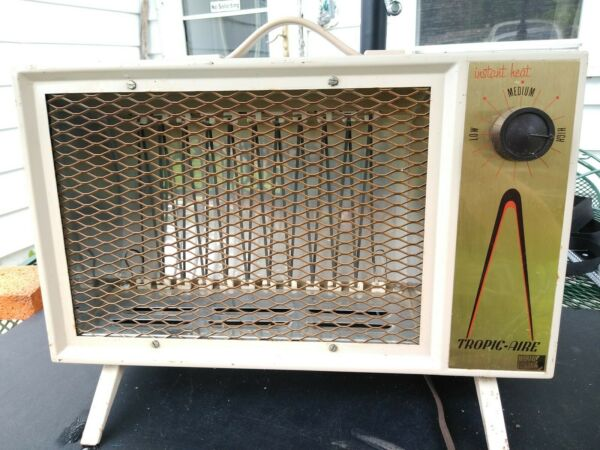 Tropic Aire Vintage Electric Heater. $20.00