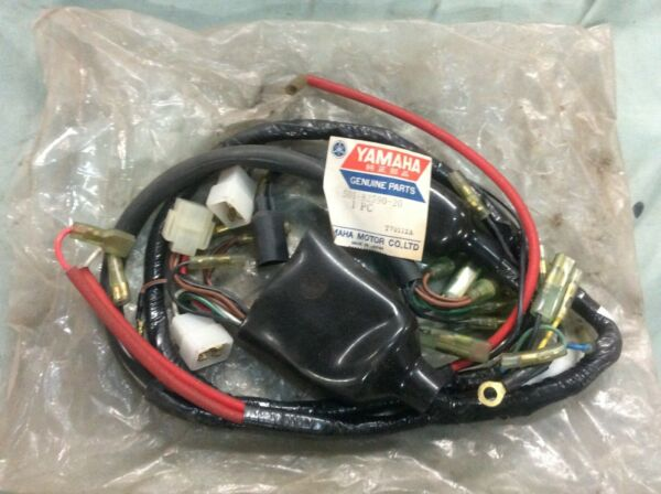 GENUINE YAMAHA PARTS WIRE HARNESS ASSEMBLY DT400B 1975 501 82590 20 AU $249.95