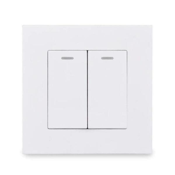 Electric Wall Rocker Switch 250V 16A Plastic PC Panel Power Device Equipment $14.31