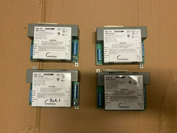 TAC I A Series® MNL 5R MicroNet™ MN 50 Controller. Bundle of 4 $100.00