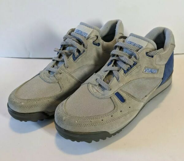 Specialized Mountain Bike Shoes US 9.5 Mens Leather Gray $49.99