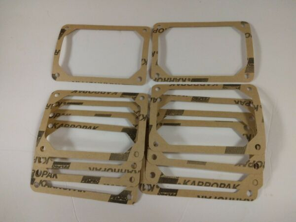 10 x NEW 🇺🇸 made BRIGGS amp; STRATTON CYLINDER HEAD VALVE COVER GASKET 272475S $9.99