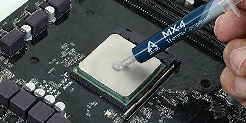 Arctic MX 4 Carbon Based Thermal Compound Paste 4g Heat Sink SHIP FROM USA B45 $7.69