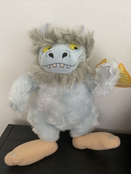 Where The Wild Things Are 11quot; Bernard Plush