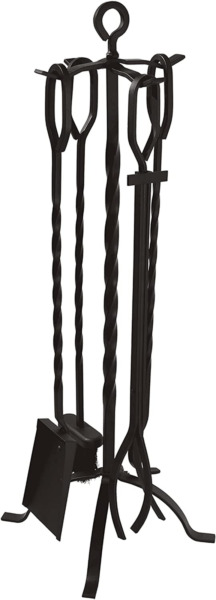 Fire Beauty 5 Pieces Fireplace Tools Sets Fire Tool Sets Outdoor Fire Set Fire P
