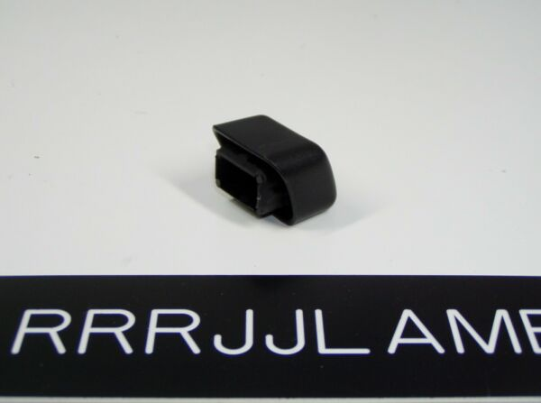 THULE Roof Rack System Square Load Bar END CAP REPLACEMENT Part BLACK $7.88