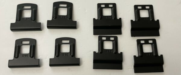 Yakima Ridgeclips RC10 Clips Only NO PADS INCLUDED $44.00