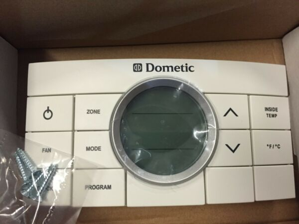 Dometic 3314082011 Duo Therm Comfort Control Center 2 II White Wall Thermostat $128.99