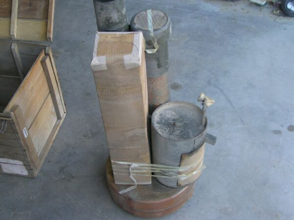 US Military Liquid Fuel Fired M67 Immersion Heater BRAND NEW IN THE WOOD CRATE $399.00