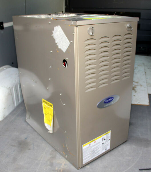 Carrier Infinity 80% AFUE 70000 btuh 2 Stage Variable Speed Gas Furnace $600.00