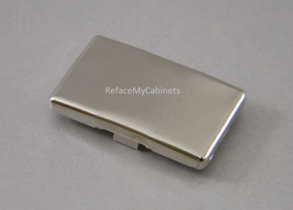 20 STAINLESS COVER CAPS FOR BLUM 38N SERIES HINGES
