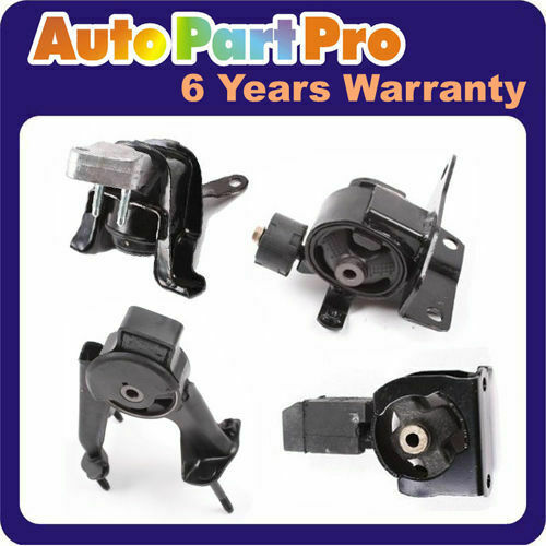 M124 Engine Motor & Trans Mount For 2003-2008 Toyota Corolla Matrix Auto Set