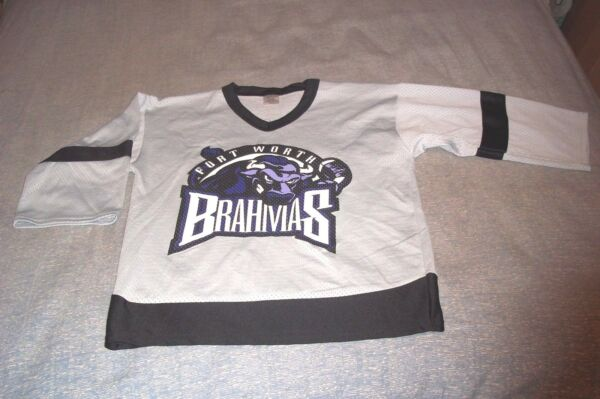 Fort Worth Brahmas Bull Jersey Ashley Furniture Homestore Womens Small  $25.00