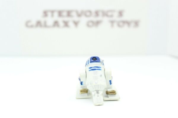 Star Wars Galactic Heroes R2D2 R2 D2 w Moveable Leg $3.71