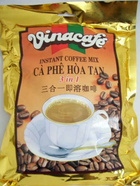 5 BAGS VINACAFE INSTANT COFFEE MIX 3 IN 1 NEW $24.05