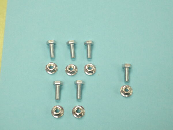 6 AUGER SHEAR PINS BOLTS for HONDA SNOWBLOWER HS1132 HS928 HS828 HS724 HS624
