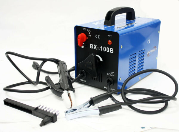 100AMP ARC Welder Machine Stick  Rod Welding 110V 60hz Home Office