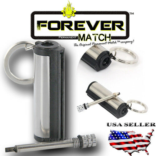 Forever Permanent Match Fire Starter Must Have Survival Gear Camping amp; Hiking $15.99