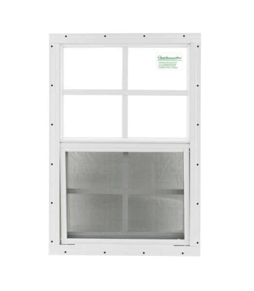 Small Tree House Windows 14X21 Flush #TH1421W New With Safety Glass