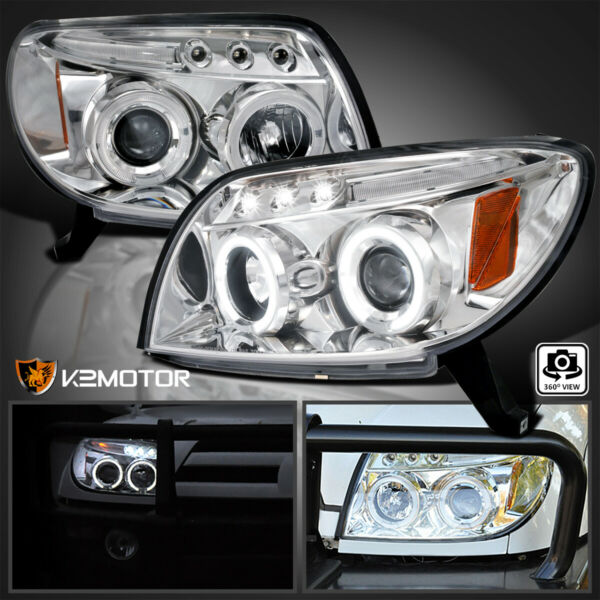 For 2003-2005 Toyota 4Runner Halo Projector Headlights