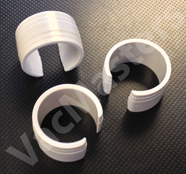 Central Vacuum hose replacement SUCTION CONTROL RING Vacuflo Nutone Beam MD $1.20