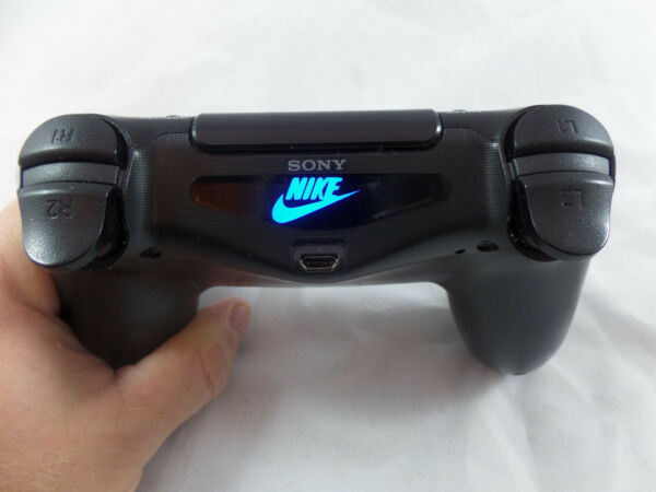 Ps4 PlayStation 4 Dual Shock Controller NIKE Light Bar Decal Sticker