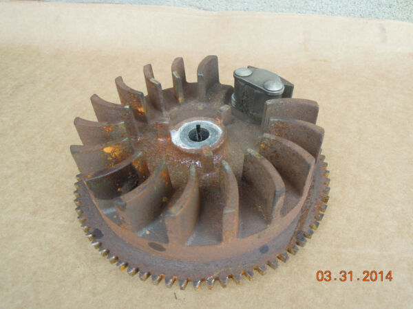 TECUMSEH SNOW BLOWER FLYWHEEL 611081A