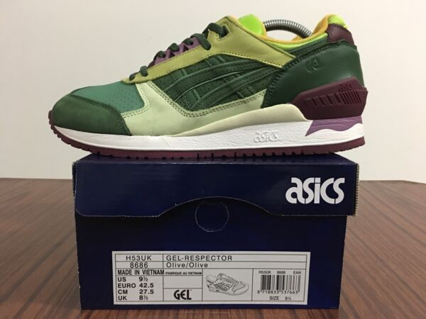 NEW 24 Kilates x Asics Gel Respector