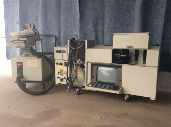 Perkin Elmer 3030 Atomic Absorption Spectrometer with Graphite Furnace AND MORE $6800.00
