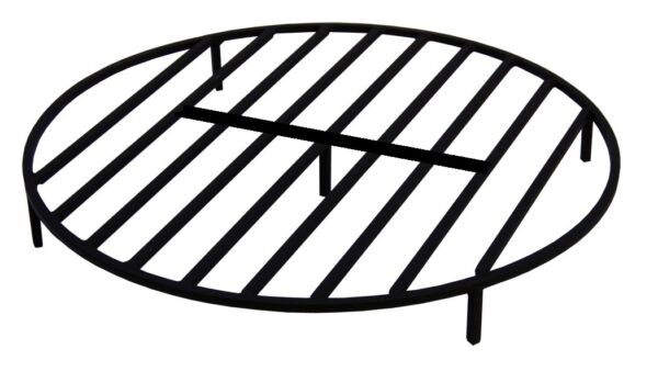 Heavy Duty Round fire Pit Grate 24''