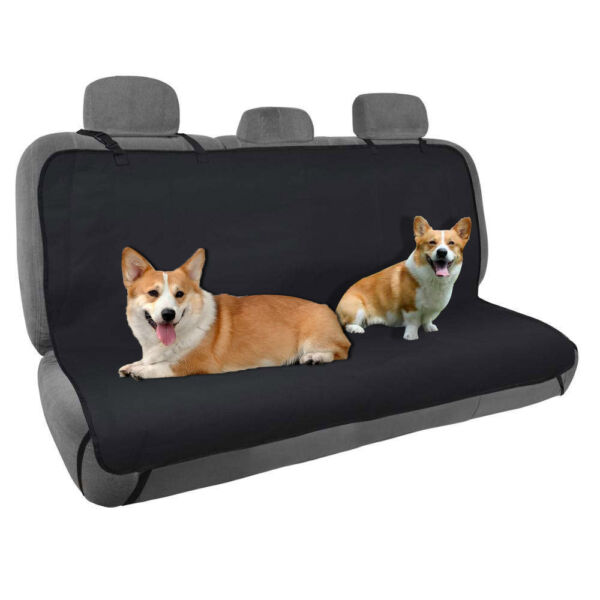 Dog Seat Cover Waterproof Bench Protector Pet Hammock for Car SUV Washable $16.90